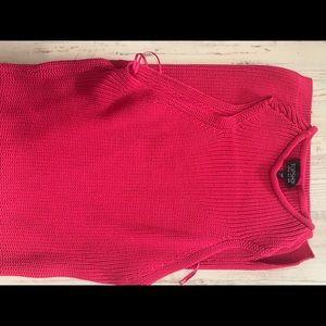 Topshop knit body-con dress